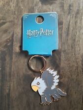 Harry Potter Buckbeak metal keyring