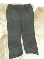 New Men's  Ecko UNLTD Black Sweatpants  Large