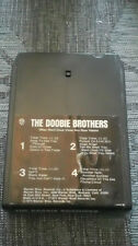 Doobie Brothers:  What were once vices now habits   8 Track Cartridge  TESTED