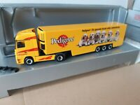 Actros 1858 Rigterink Spedition  48529 Nordhorn / Pedigree Exclusiv Werbemodell
