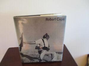 Robert Capa - Cornell Capa Series Editor-HC/DJ-Grossman Publishers-1st ed. 1974