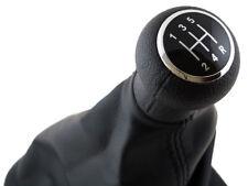 Premium Gear Knob Knob Black Chrome 5-speed for VW Passat 3b B5 96-00