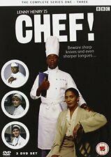Chef! - Complete Series 1-3 Box Set [DVD][Region 2]