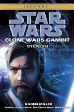 Stealth: Star Wars Legends [Clone Wars Gambit] [Star Wars: Clone Wars Gambit -