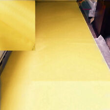 1000D 200gsm Yellow Aramid Fiber Plain Weave fabric cloth 100cm