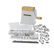 Diamond Press Birthday Kit Tool Bundle  Gold