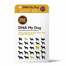 Dna My Dog - Canine Breed Identification Test Kit - at-Home Cheek Swab Kit