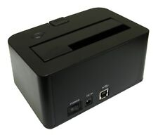 "Ultraveloce USB 3.0 DOCKING STATION PER SATA 2.5 "" & 3.5"" Hard Disk Drive a 2 TB"
