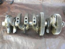 Crankshaft & rods ALL GOOD K1200S BMW 08 #L17