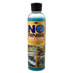Optimum No Rinse ONR wash and shine Detaileressenz + wasserlose Autowäsche 236ml