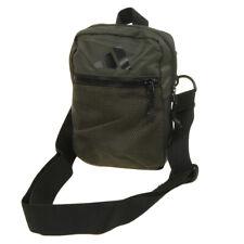 Adidas Parkhood Organizer Bags Shoulder Messenger Cross Bag Khaki/Black DZ9426