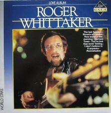 ROGER WHITTAKER -  LOVE ALBUM  - LP