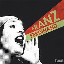 Franz Ferdinand / You Could Have It So Much Better (CD) Nicholas McCarthy GREAT