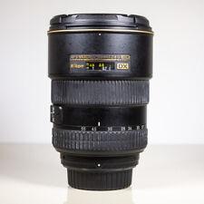 Nikon 17-55mm f/2.8 AF-S DX Zoom Lens Boxed   READ ADVERT