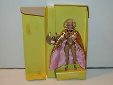 MOTU KO GOLDEN GIRL NEAR COMPLETE w/ BOX INSERT - GALAXY FIGHTERS WARRIORS
