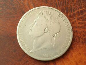 George IIII Silver Crown 1821