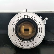 Ilex Oscillo Paragon f1.9 75mm ultra fast lens with crazy bokeh Full Frame