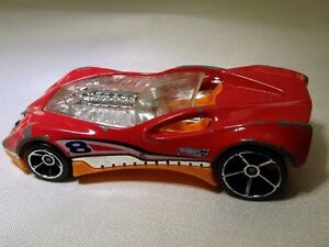 Hot Wheels 2008 CUL8R Thailand   -  free shipping USA