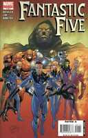 Fantastic Five (2007 series) #1 in Near Mint + condition. Marvel comics [*wn]