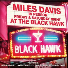 Miles Davis In Person At The Black Hawk Friday/Saturday Night 2-CD NEW SEALED