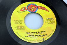 Curtis Mayfield: Mother's Son / Love Me (right in the pocket)   [Unplayed Copy]