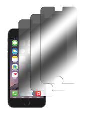 3 x iPhone 6 Plus / 6S Plus Spiegelfolie Displayschutzfolie Folie Mirror Screen