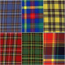 Tessuto Kilt Tartan quadro scozzese abbigliamento vendita riferita a cm 50 x 150