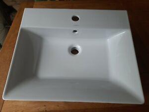 Sottini Isarca Countertop Basin U849601 55cm Ideal Standard