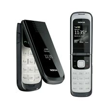 Phone Mobile Phone Nokia 2720 Fold Black Black Gsm Camera Bluetooth