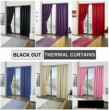 Unbranded Solid Contemporary Curtains & Pelmets