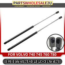2x Tailgate Gas Lift Supports Shocks for Volvo 740 745 760 780 940 960 V90 Wagon