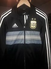 ARGENTINA ADIDAS ,AFA 2018 WORLD CUP TRACK SUIT SIZE SMALL. NEVER BEEN WORN.