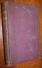 1869 CAPTAIN  FREDERIC INGHAM PAPERS US NAVY NAVAL ANTIQUE BOOK