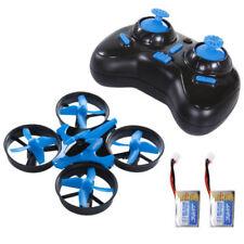 Drones sans caméra (quadrirotors et multirotors) bleus hobby