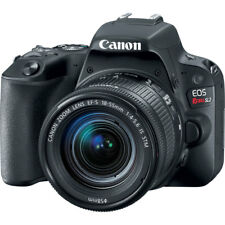 "Canon EOS Rebel SL2 24.2MP DSLR Camera with 18-55mm Lens & 3"" LCD 