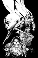 Dark Nights Death Metal #5 (2020) Greg Capullo 1:100 B&W Variant DC Comics
