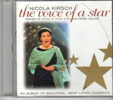 (FD801) Nicola Kirsch, The Voice of a Star - 2000 CD