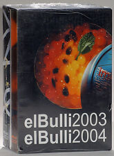 elBulli 2003 elBulli 2004 Ferran Adria recipes world's greatest restaurant Spain