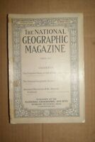 March, 1912 National Geographic Magazine Volume XXIII Number three