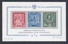 POLEN Block 9 postfrisch/** (MNH) - € 650