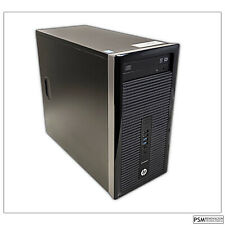 PC HP Prodesk 400 G1 MT INTEL CORE I3-4130 3.40GHZ 8GB 500GB DVD P1245