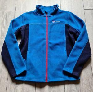 Boys Berghaus Fleece Jumper Size 11-12 Years