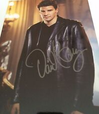 7x5 Signed Photo of David Boreanaz - Bones, Angel