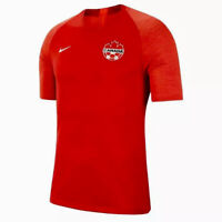 Nike Dri Fit Canada (Men's Size M) Home Soccer Football Home Jersey FIFA Red