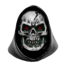 PRE-ORDER MOTU Classics Custom SKELETOR GRIM REAPER PAINTED HEAD Master Universe