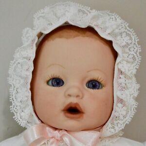 CUSTOM MADE PORCELAIN DOLL BABY MICHELLE ARTIST MADE