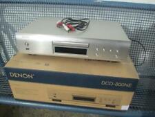 Denon DCD-800NE CD-Player - Silber