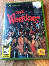 Warriors (Microsoft Xbox, 2005) Cib Game H3