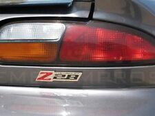 GM LICENSED, CAMARO Z28 'ZR1' MIRROR STAINLESS STEEL & ACRYLIC EMBLEM BADGE