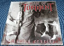 MAZE OF TORMENT ‎– HIDDEN CRUELTY PROMO